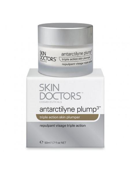 Скин Докторс Крем для лица для повышения упругости кожи тройного действия 50 мл (Skin Doctors Antarctilyne Plump3)
