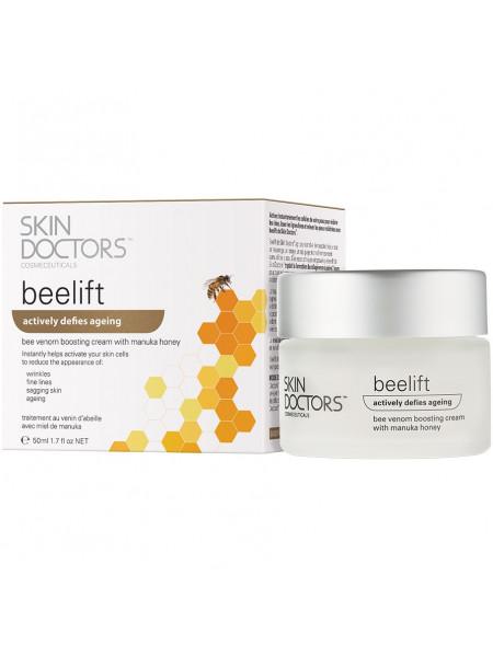 Скин Докторс Крем для лица омолаживающий Beelift против морщин и других признаков увядания кожи 50 мл (Skin Doctors Beelift Cream)